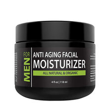 Mens Moisturizer, Best Anti Aging Face Cream for men