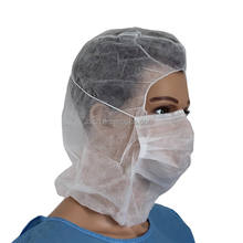 Professional Manufacturer Disposable Balaclava Face Mask Medical Supply