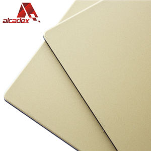 PVDF Acp Sheet Exterior Wall Sandwich Panel Price Aluminum Composite Panel