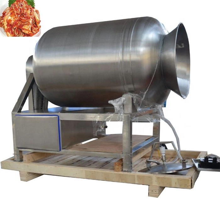 Professional Rolling Machine Series vacuum tumbler for meat processing