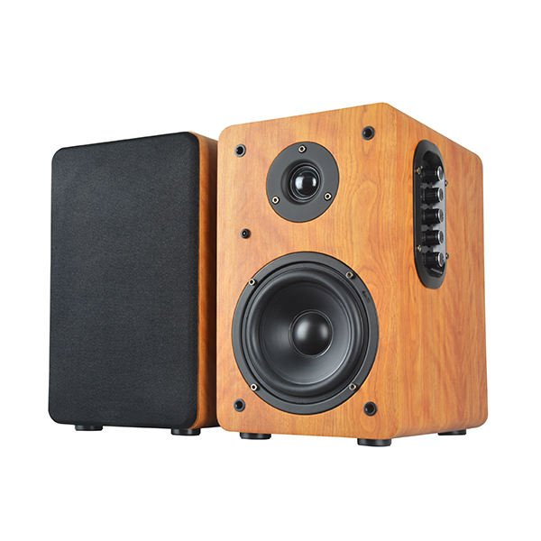 2021 China Fabriek Prijs Houten Kast Super Bass Treble Usb Sd Mmc-kaart Draadloze Blue Tooth <span class=keywords><strong>Stereo</strong></span> 2 Way Active hi-Fi Speaker
