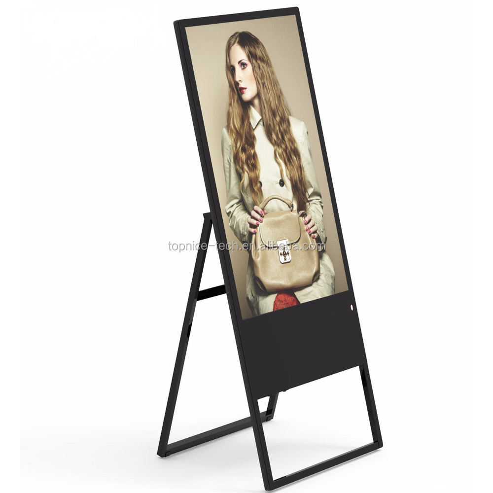 Stand Alone Digital Signage Player Advertising Boards Ads Display