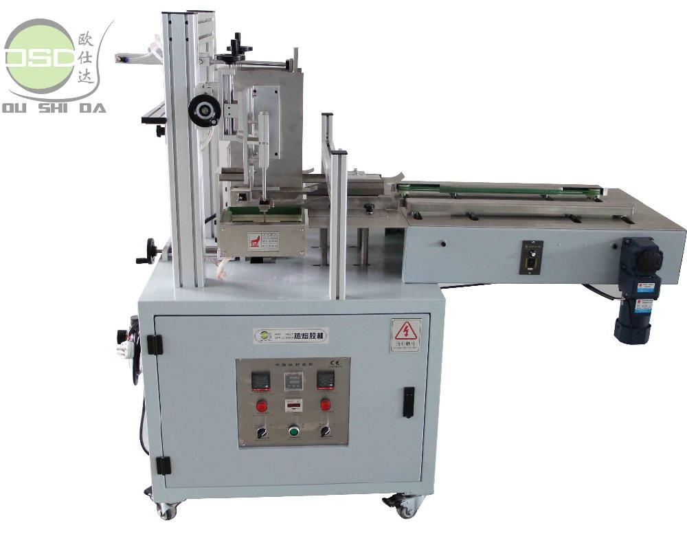 2018 Best Seller Automatic Hot Melt Glue Machine For Carton Fold Box Sealing