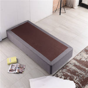 Popular Style Bedroom Furniture Adjustable Slatted Plywood Hotel Bed Base