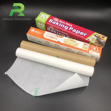 New Products High Temperature Baking Parchment Paper