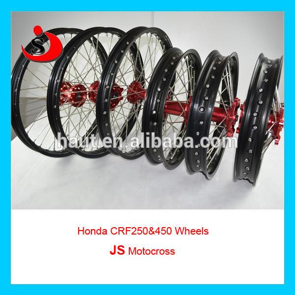 хонда кр 125/250 crf250r/crf450r легкосплавные диски для супермото/мотокросс/велосипед грязи