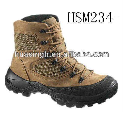 XM,military camping&hiking training low cut nubuck leather upper warrior combat boots 2013 new