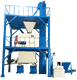 dry mix plant equipment for wall paint base putty/ powder mixing machine specially making mortar tile adhesive