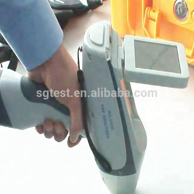 Handheld XRF Analyzer preis/xrf metall analysator