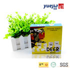 Good quality low price Deer Brand 1/4OZ 96% Pure Camphor Tablets/Blocks