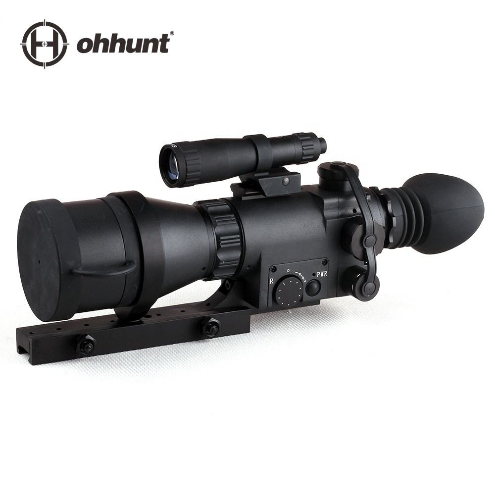 Ohhunt infrared night vision portable thermal scope thermal monocular