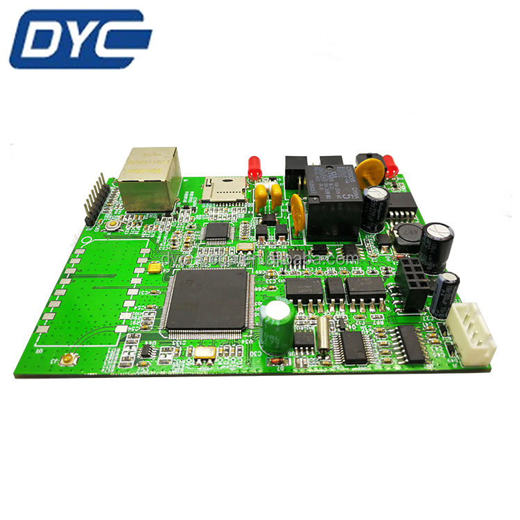 China nach maß elektronische led tv pcb board/pcb montage/pcba leiterplatten