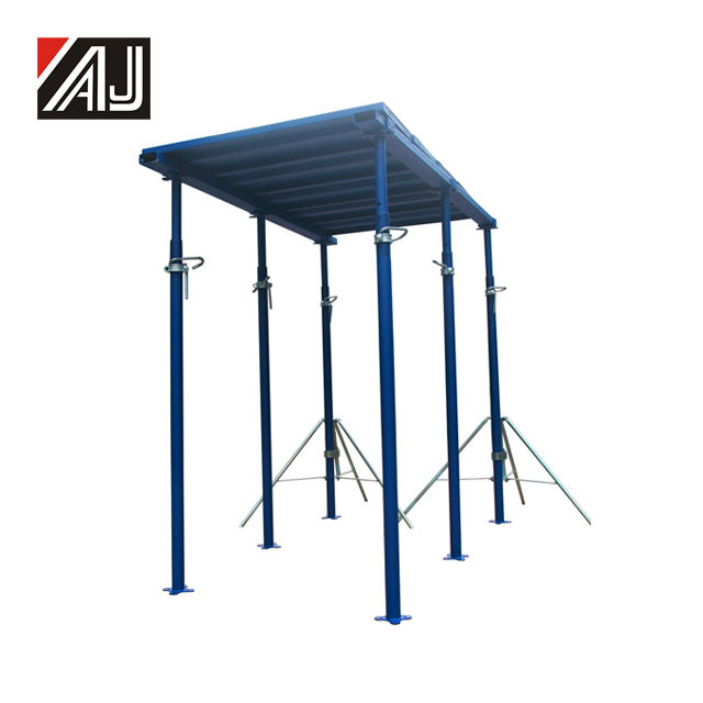 High Strength Telescopic Heavy Duty Formwork Steel Prop