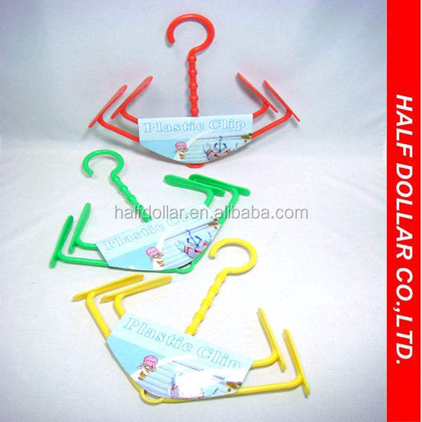 Colorful Plastic Shoes Hanger