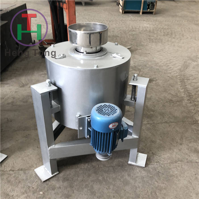 Centrifugal Commercial Cooking Oil Filter Machine For Coconut Lubricant Oil Centrifugal Filter