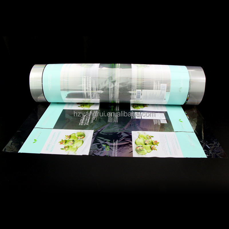 plastic anti fog bopp film for vegetable food packaging