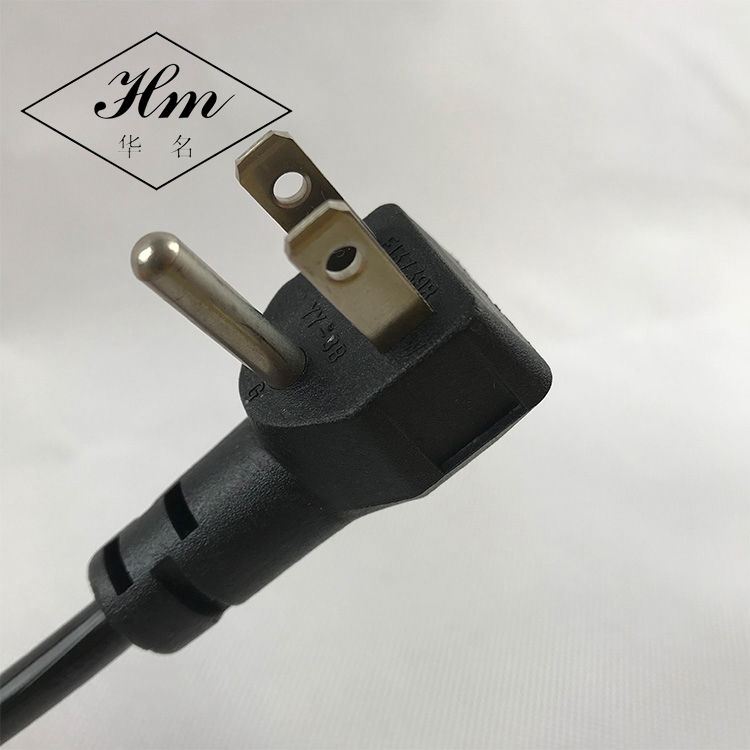 Professional Manufacturer Factory Directly Supply India Cord 2/3Pin Pvc 250V 10A power cord
