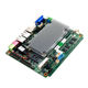 intel atom D2550 mini mother board odm fanless motherboard for AD Player