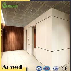 Amywell Most Popular Wall Decorative Panel 6mm Formica Hpl Interior Wall Board