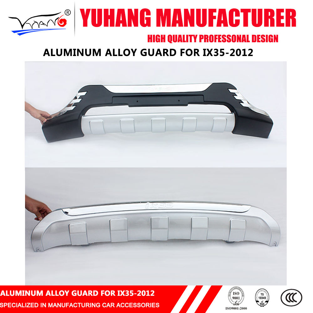 High quality aluminum alloy front bumper rear bumper bumper guard for KX5-2012(SPORT TYPE)