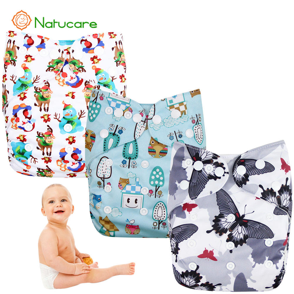 Washable Insert Sleepy Baby Diaper Adult Diaper