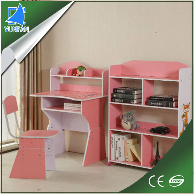 School Furniture Type kids school tables and chairs wooden study table for children