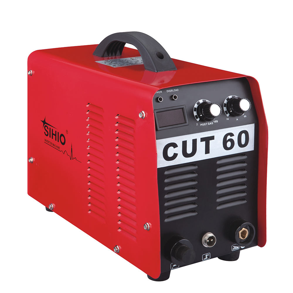 CNC 7.5KVA cut-60 Portable à faible coût excellente dissipation thermique onduleur air plasma cutter coupe 60