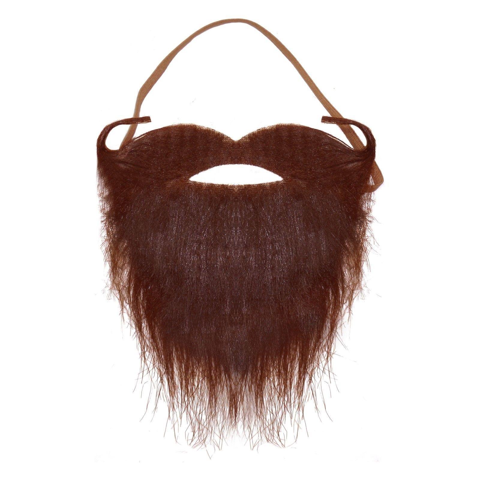 Stick on Fancy Dress Moustaches Tash Tashes Fake Moustache Mexican Lot Beard Hot