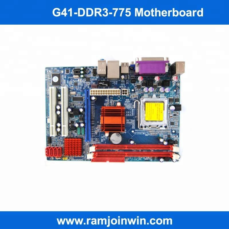卸売インテル G41V183 LGA 775 DDR ギガバイト 4 マザーボード