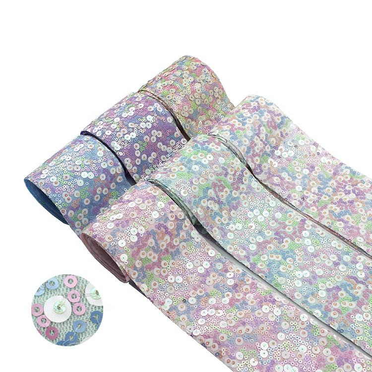 Hair Dress Clothing Accessories Diy Crafts Bow Material Sequin Grosgrain Ribbon By The Yard