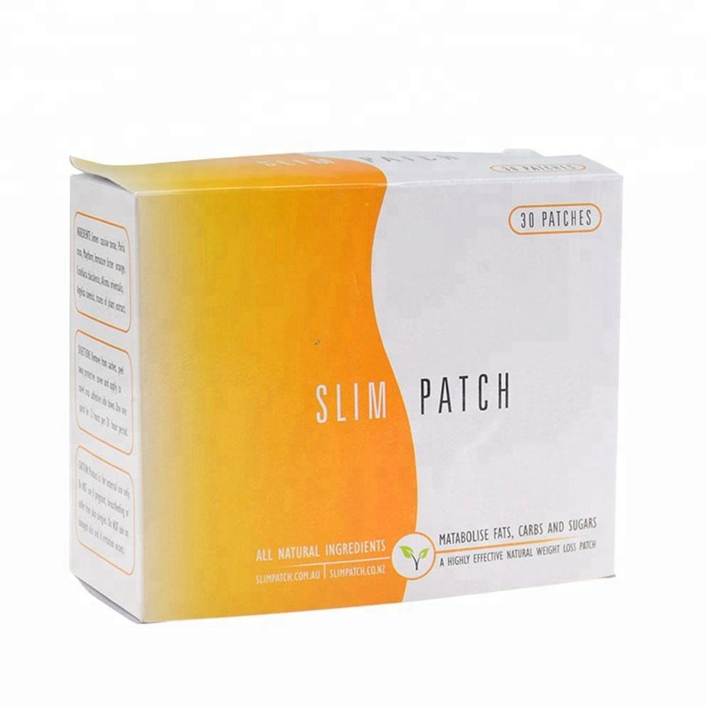 Wholesale Natural Herbal Magnet Weight Loss Slimming Patch