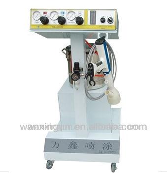wanxin <span class=keywords><strong>melhor</strong></span> qualidade eletrostática reunindo máquina