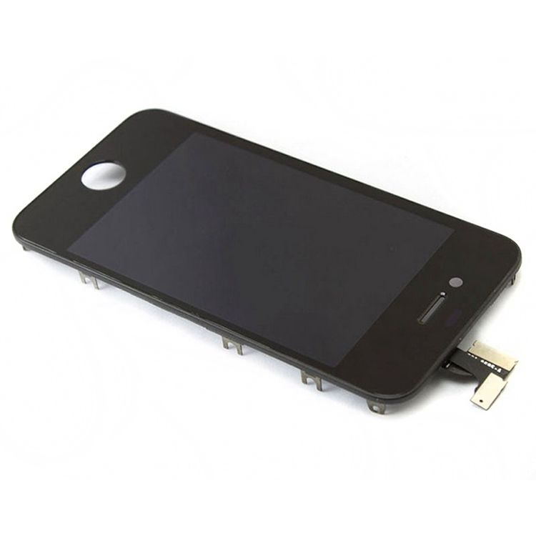 Lcd-scherm voor iphone 4 s, screen vergrootglas voor iphone 4 4 s 5, screen vergrootglas lcd voor iphone 4/4 s/5