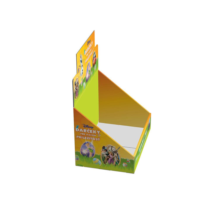 Free Custom Design Cheaper High Quality Promotion Recyclable Unprinted Cardboard Display Boxes