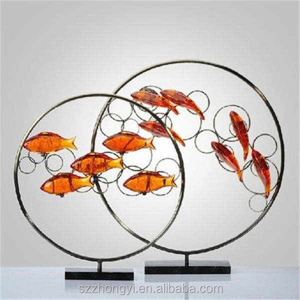 Hot china products wholesale resin home decoration interior decoration items