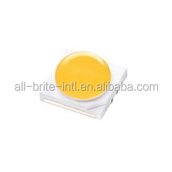 5 watt smd 3535 PC Amber high power led chip