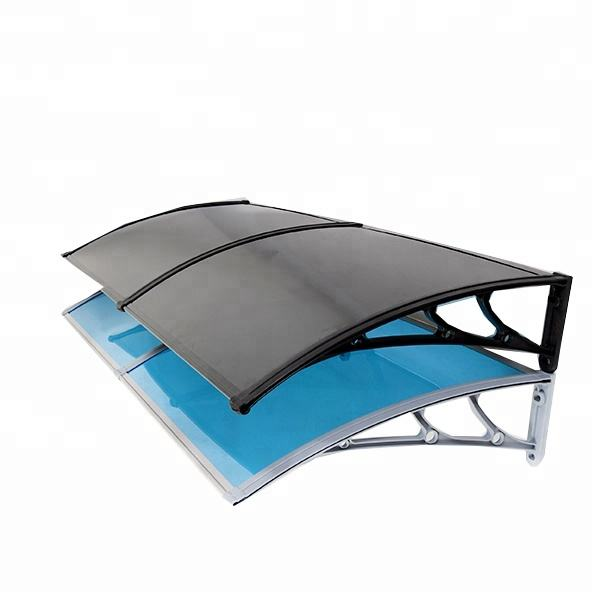 Portable polycarbonate sheet awning canopy caravan for sale