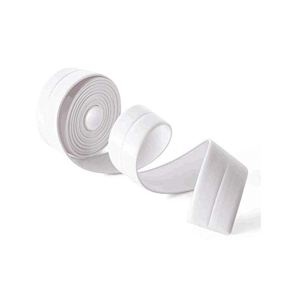 EONBON Free Samples Waterproof Caulk Strip Flexible Self Adhesive Sealing Tape for Kitchen Bathroom Tub Shower Floor Wall Seam