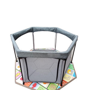 2020 Indoor and Outdoor use fence portable folding Baby Safety Playpen
