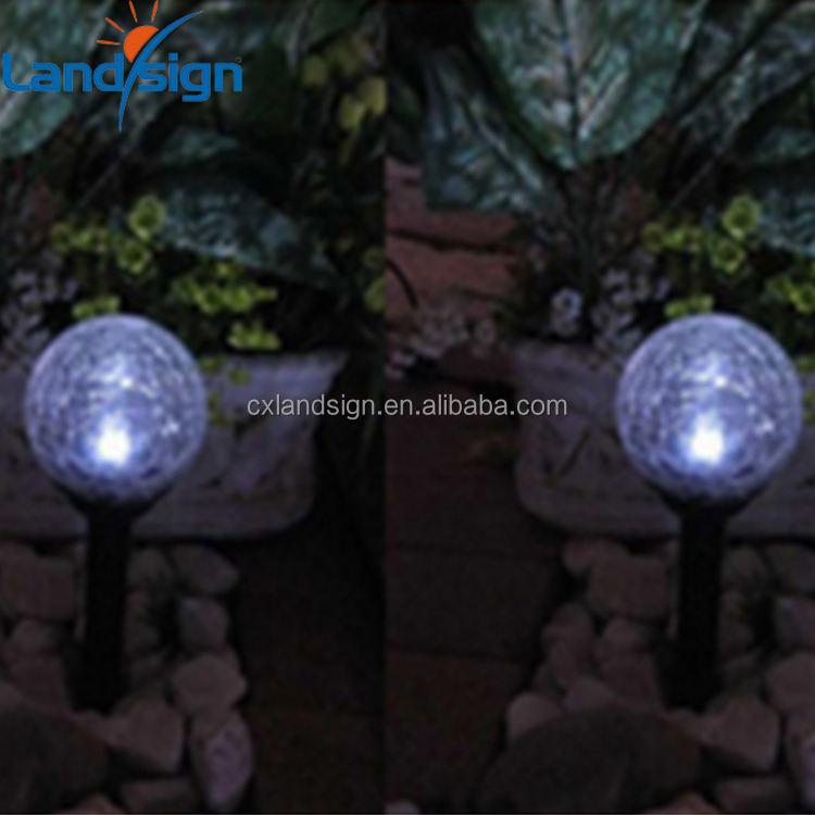 Цыси landsign XLTD--719 1 * белый СВЕТОДИОД вверх и вниз садовые светильники на солнечных батареях