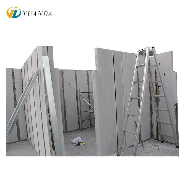 Porenbeton zement beton aac wand panel