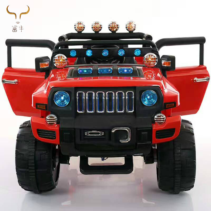12v Jeep Children car/new baby Electric Toy Car Truck Jeep With 3 Speed for Sale/ride on kids electric car to drive with lights
