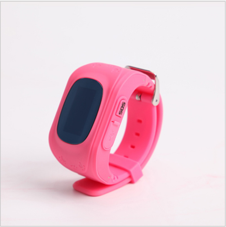 GPS Security With SIM Card Slot SOS Q50 Tracking Smart Watch Kids Tracker