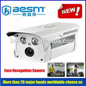 Chất lượng cao CCTV máy ảnh hộp 800 TVL IP 66 theo dõi khuôn mặt Camera bs-sm06a