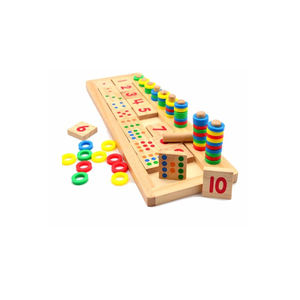 Best price of montessori wooden abacus with best quality and low