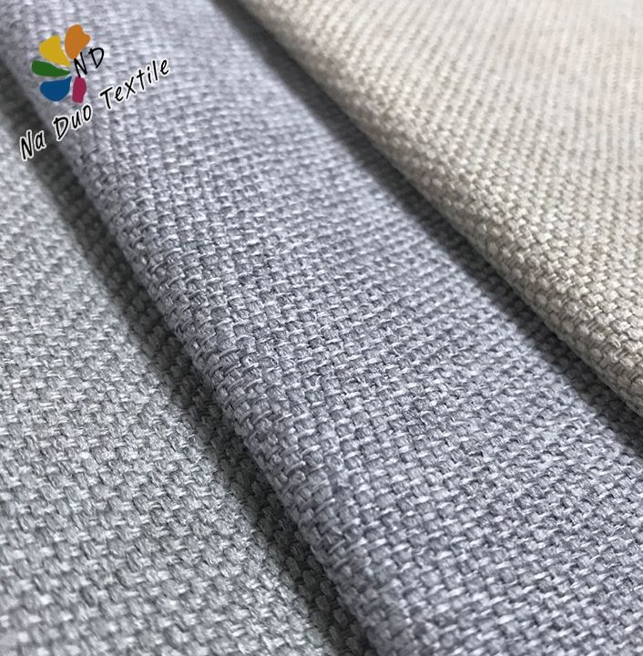 Newest design top quality shaoxing textiles Knitted Linen Fabric
