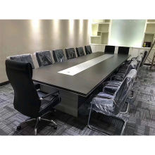 Luxury modern 12 seater conference table and chairs