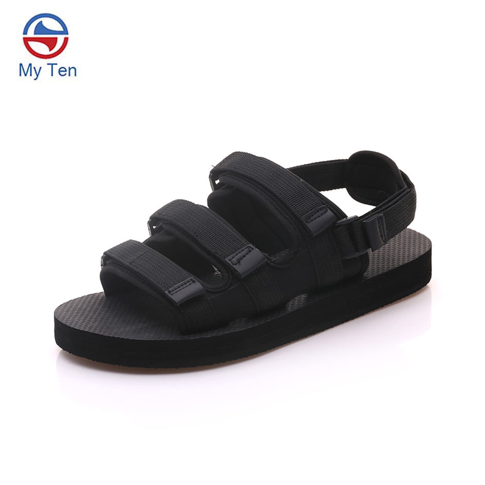2019 Bulk Wholesale Outdoor Wear Webbing Strap Mens' Sandals