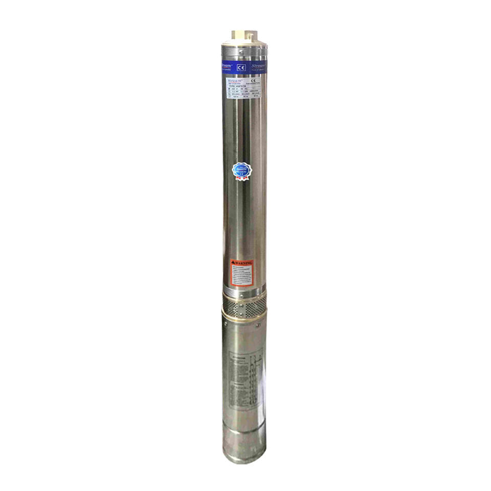 1 Inch Texmo Deep Well Submersible Pump Price 0.75hp jd Water Pump China Electric Engine