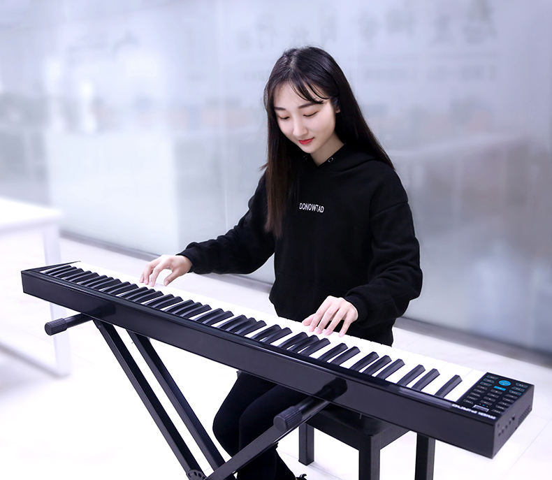 Newest digital piano 88 keys professional electronic piano lithium battery